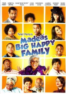 TYLER PERRY'S MADEA'S BIG HAPPY FAMIL - DVD Movie