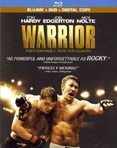 WARRIOR - Blu-Ray Movie