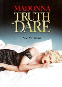 MADONNA TRUTH OR DARE - DVD Movie