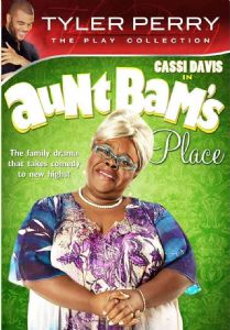TYLER'S PERRY AUNT BAM'S PLACE - DVD Movie