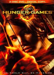 HUNGER GAMES - DVD Movie