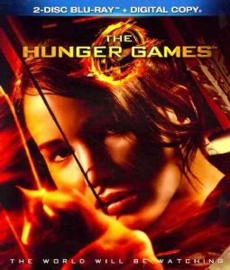 HUNGER GAMES - Blu-Ray Movie