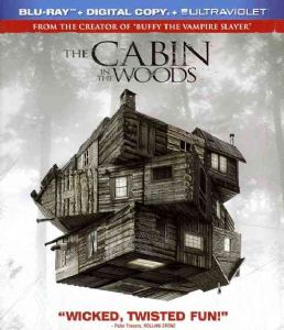 CABIN IN THE WOODS - Blu-Ray Movie