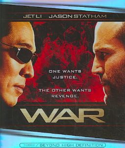 WAR - Format: [Blu-Ray Movie]