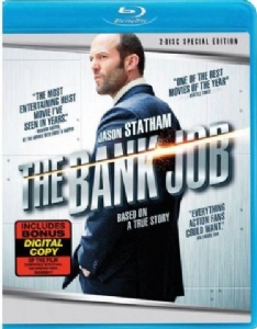 BANK JOB - Format: [Blu-Ray Movie]