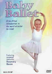 BABY BALLET - Format: [DVD Movie]