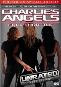 CHARLIE'S ANGELS:FULL THROTTLE - Format: [DVD Movi