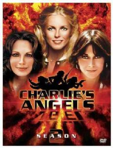CHARLIE'S ANGELS:COMPLETE SECOND SEAS - Format: [D