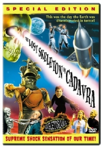 LOST SKELETON OF CADAVRA - Format: [DVD Movie]