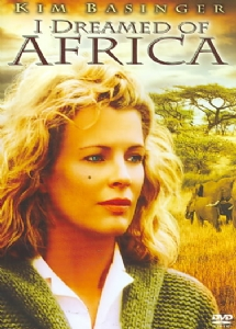 I DREAMED OF AFRICA - Format: [DVD Movie]