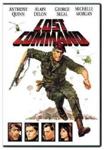 LOST COMMAND - Format: [DVD Movie]