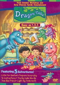 DRAGON TALES:EASY AS 1 2 3 - Format: [DVD Movie]