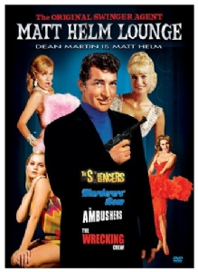 MATT HELM LOUNGE - Format: [DVD Movie]