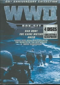 WWII 60TH ANNIVERS COMMEM BS/DAS BOOT - Format: [D