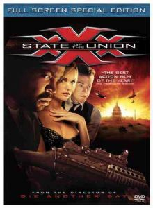 XXX:STATE OF THE UNION - DVD Movie