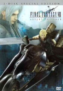 FINAL FANTASY:VII ADVENT CHILDREN - Format: [DVD M
