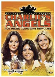 CHARLIE'S ANGELS:THE COMPLETE THIRD S - Format: [D