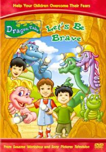 DRAGON TALES:LET'S BE BRAVE - Format: [DVD Movie]