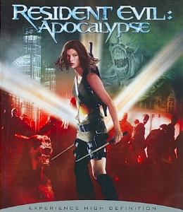 RESIDENT EVIL:APOCALYPSE - Format: [Blu-Ray Movie]