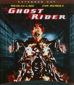 GHOST RIDER - Format: [Blu-Ray Movie]