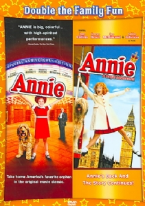 ANNIE (SE)/ANNIE:ROYAL ADVENTURE - DVD Movie