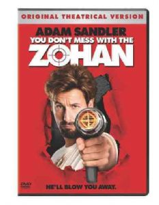 YOU DON'T MESS WITH THE ZOHAN - Format: [DVD Movie