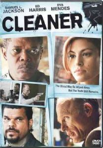 CLEANER - Format: [DVD Movie]