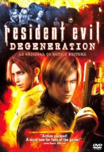 RESIDENT EVIL:DEGENERATION - Format: [DVD Movie]