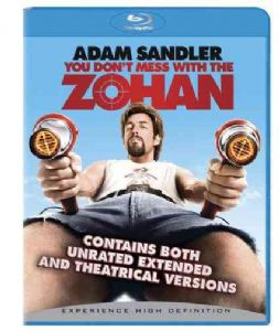 YOU DON'T MESS WITH THE ZOHAN - Format: [Blu-Ray M