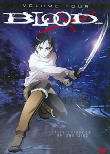 BLOOD+ VOL 4 - Format: [DVD Movie]