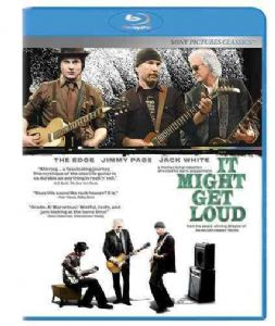 IT MIGHT GET LOUD - Blu-Ray Movie
