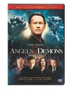 ANGELS &amp; DEMONS (EXTENDED EDITION) - DVD Movie