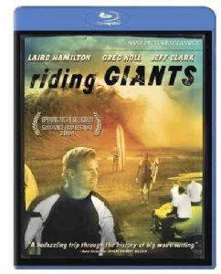 RIDING GIANTS - Blu-Ray Movie