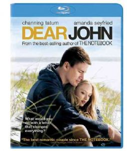 DEAR JOHN - Blu-Ray Movie