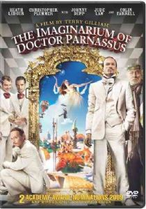 IMAGINARIUM OF DOCTOR PARNASSUS - DVD Movie