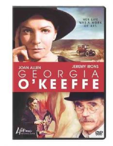GEORGIA O'KEEFFE - DVD Movie