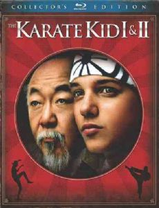 KARATE KID 1 & 2 - Blu-Ray Movie