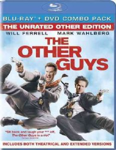 OTHER GUYS - Blu-Ray Movie