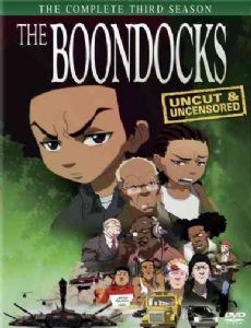 BOONDOCKS:COMPLETE THIRD SEASON - DVD Movie