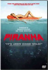 PIRANHA 3D - DVD Movie