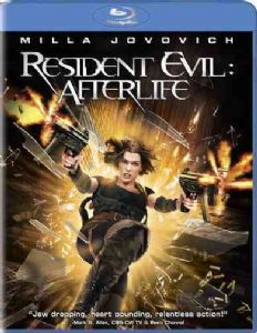 RESIDENT EVIL:AFTERLIFE - Blu-Ray Movie