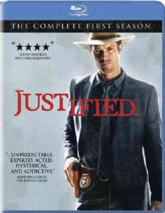 JUSTIFIED SEASON ONE - Blu-Ray Movie