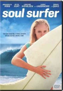 SOUL SURFER - DVD Movie