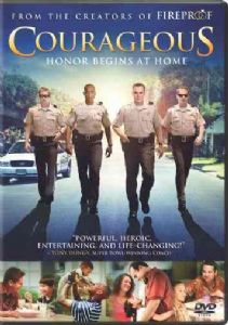 COURAGEOUS - DVD Movie
