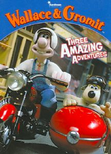 WALLACE & GROMIT:THREE AMAZING ADVENT - Format: [D