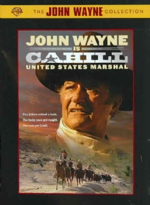 CAHILL:US MARSHALL - Format: [DVD Movie]