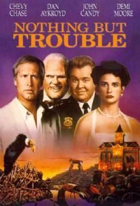 NOTHING BUT TROUBLE - Format: [DVD Movie]