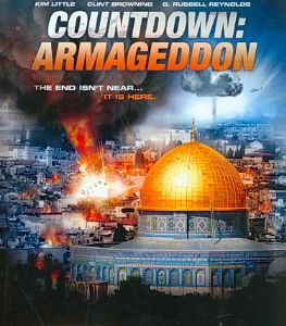 COUNTDOWN:ARMAGEDDON - Blu-Ray Movie