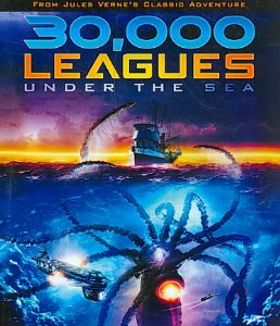 30,000 LEAGUES UNDER THE SEA - Blu-Ray Movie