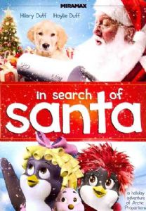 IN SEARCH OF SANTA - DVD Movie